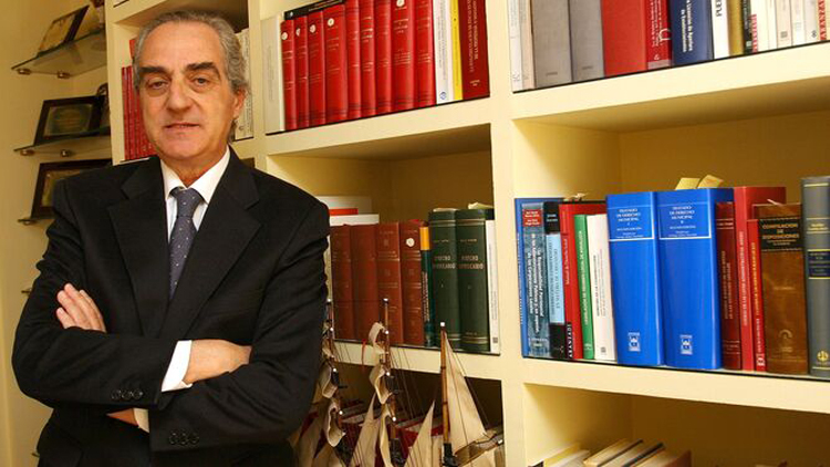 Intervista a Luis Merino Presidente della Commissione del Centenario della Agrupación di Malaga